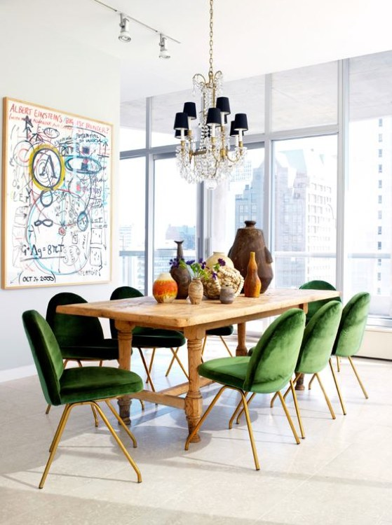 nate-berkus-interior-design-dining-table-chicago-apartment