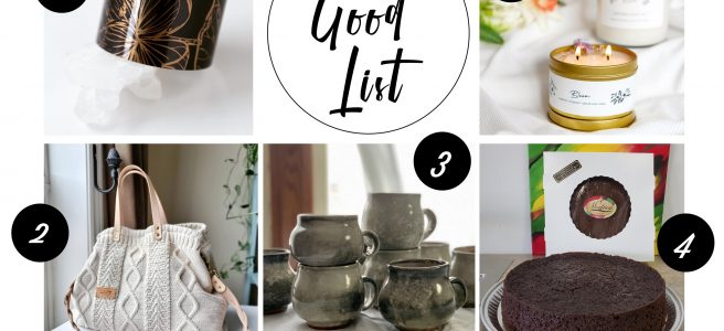 Mothers Day shopping list from Beth Ann Labelle at The Hunted & Gathered